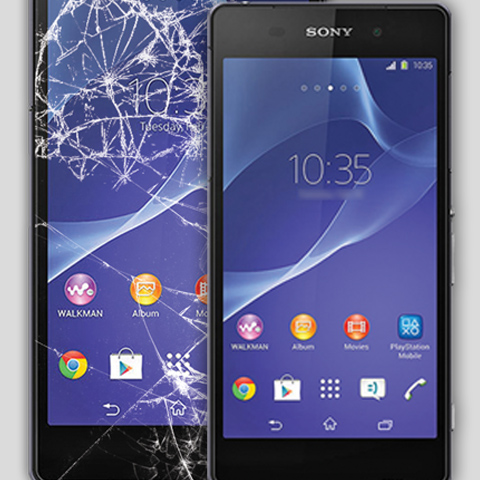 Sony Mobile Phone Screen Repair, Colchester Essex